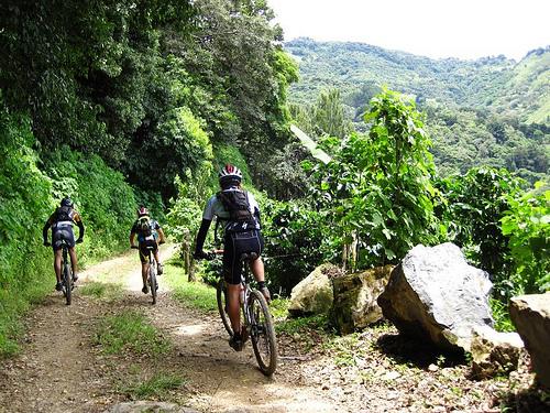 La Ruta de los Conquistadores Trail
