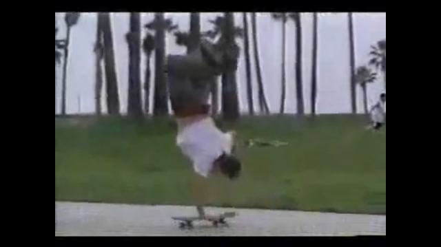 Rodney Mullen Skateboarding Jedi