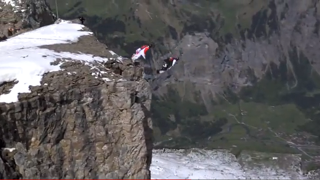 The Descent BASE jumping GDF100 Series