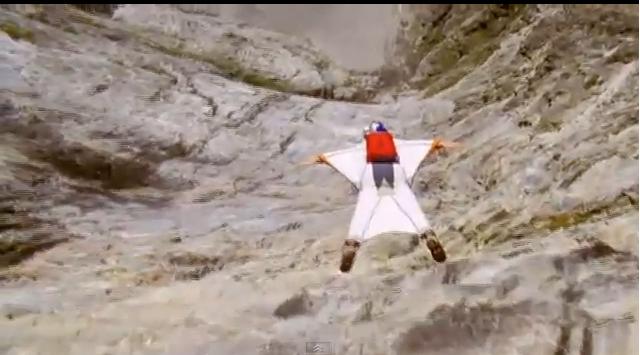 Wingsuit BASE Jumping Proximity Flying WiSBASE