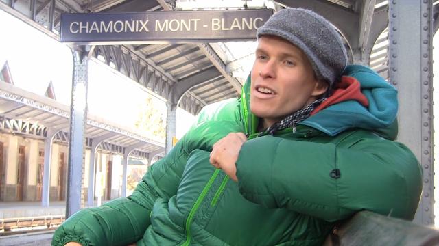 Andreas Fransson Steep Ski Descent