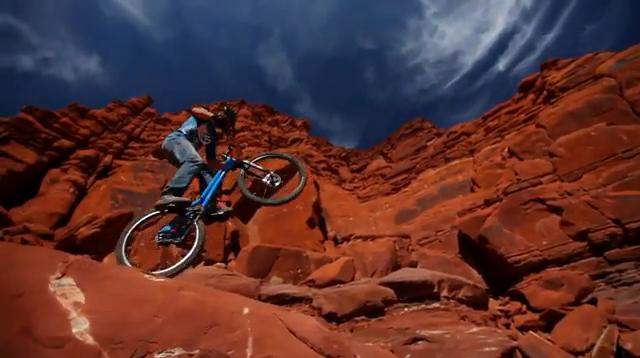 Jeremy VanSchoonhoven Trial Rides in Moab, Utah