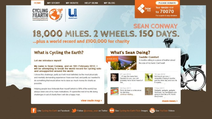Cycling the Earth