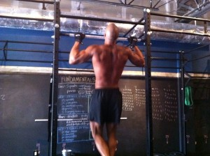 David Goggins Pullups Record3