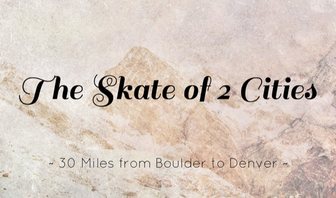 lauren rains skate trek microadventure