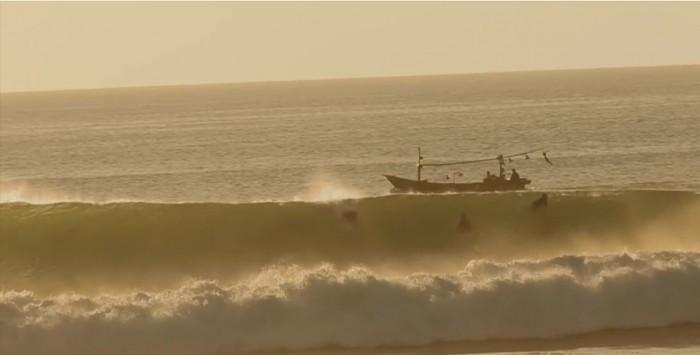 Vimeo INFINITYLIST Productions' The Golden Sea