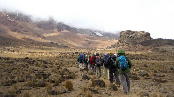 climbing mount kilimanjaro extreme tourism ideas