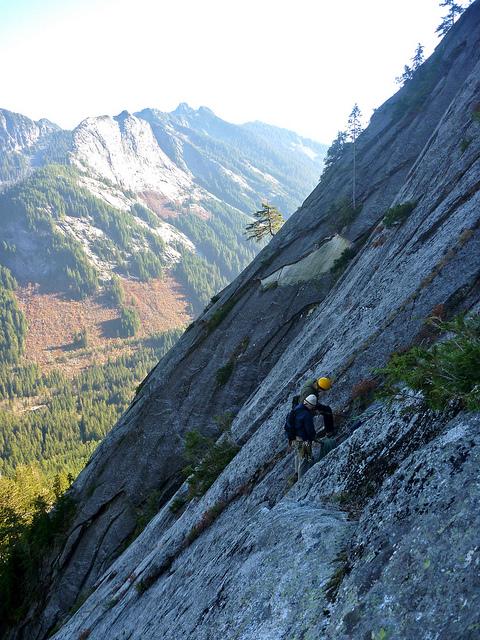 best rock climbing darrington