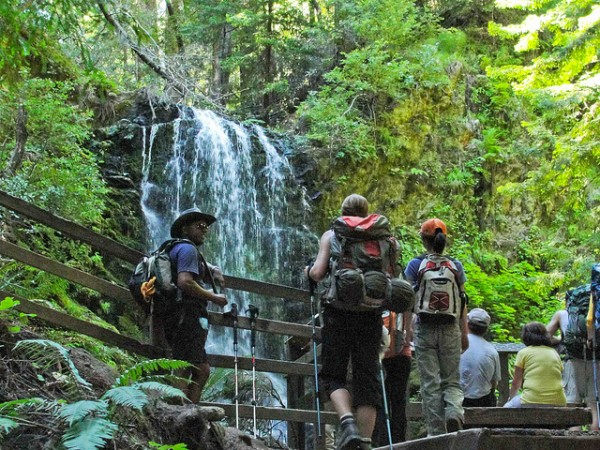 hiking at berry creek 5 best day hikes in san francisco