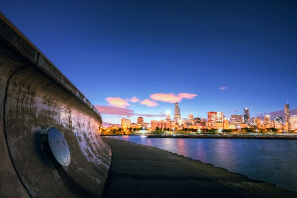 chicago lakeshore path 5 best day hikes near chicago