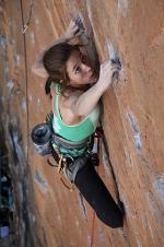 extreme rock climbing