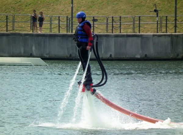 flyboarding near london top 5 adrenaline junkie activities