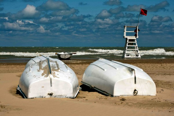 5 best beaches in chicago foster avenue beach