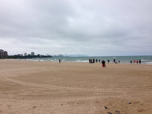 rainbow beach 5 best beaches in chicago