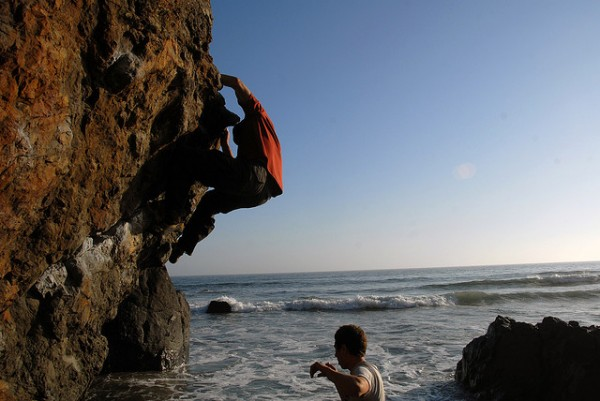 6 best san francisco rock climbs mickey's beach
