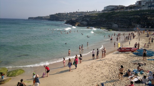 tamarama beach 5 best beaches in sydney