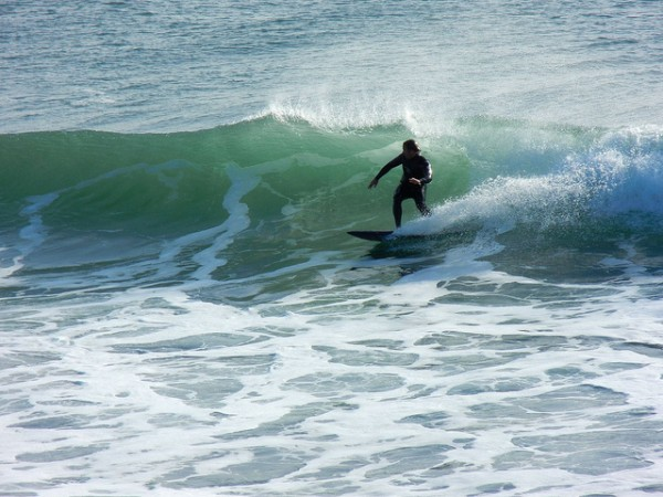 top 5 surf spots in san francisco cronkhite