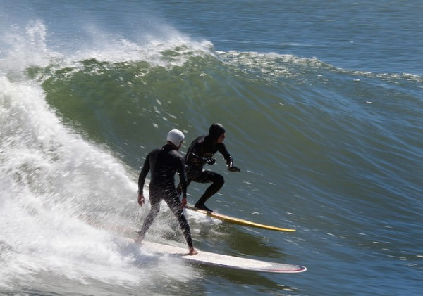 top 5 surf spots in san francisco fort point