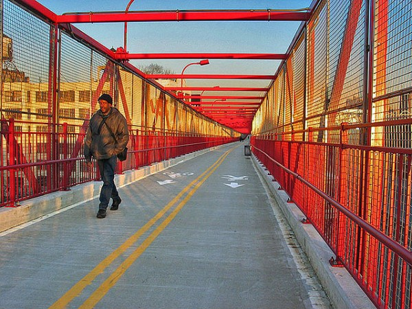10 action sports for nyc residents williamsburg bridge