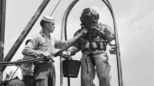 scuba-diving-history