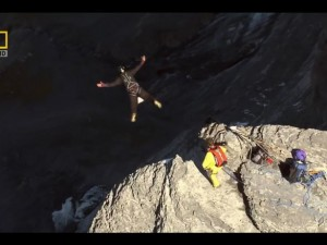 Joby Ogwyn BASE jumping