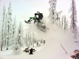 Timbersled Snowbike