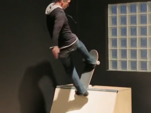 Tony Hawk Mini Ramp